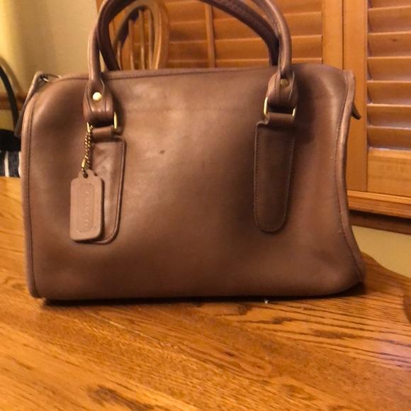 Coach Handbags - Vintage Coach satchel